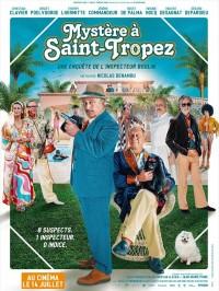 Mystère à Saint-Tropez, affiche