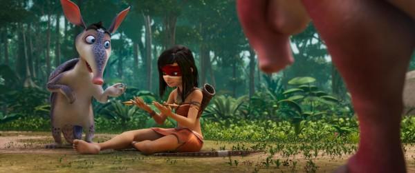 Ainbo, princesse d'Amazonie, extrait