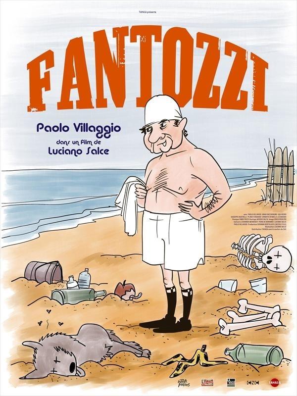 Fantozzi, affiche