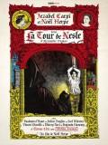 La Tour de Nesle, affiche