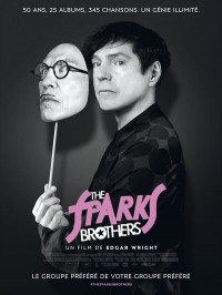 The Sparks Brothers, affiche