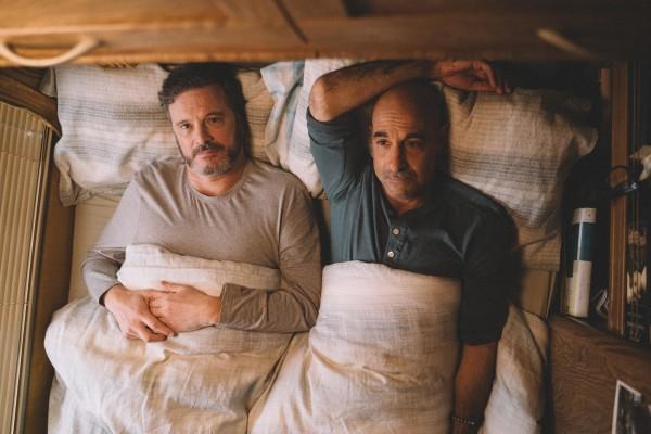Colin Firth (Sam), Stanley Tucci (Tusker)