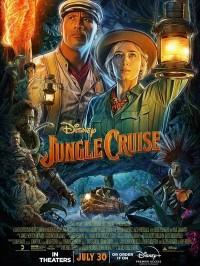 Jungle Cruise, affiche