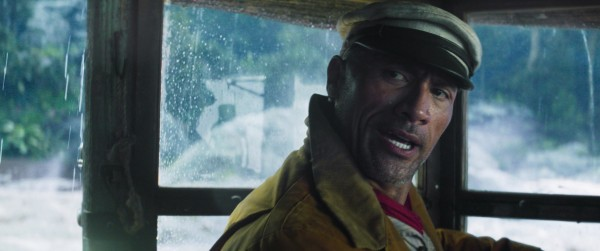 Dwayne Johnson (Frank)