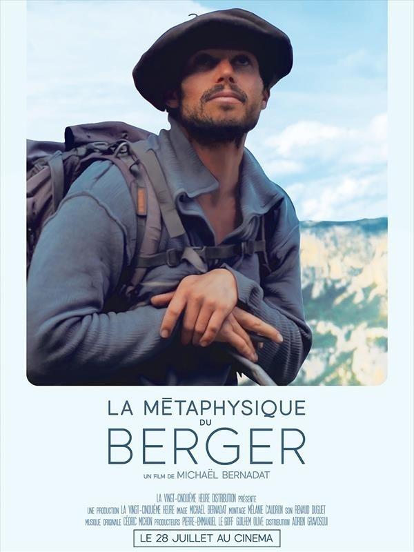 La métaphysique du berger, affiche