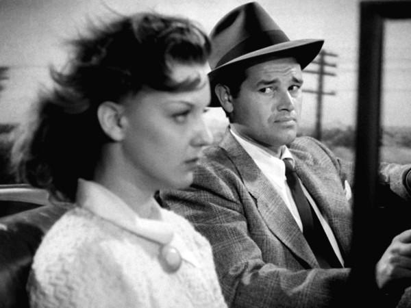 Ann Savage, Tom Neal