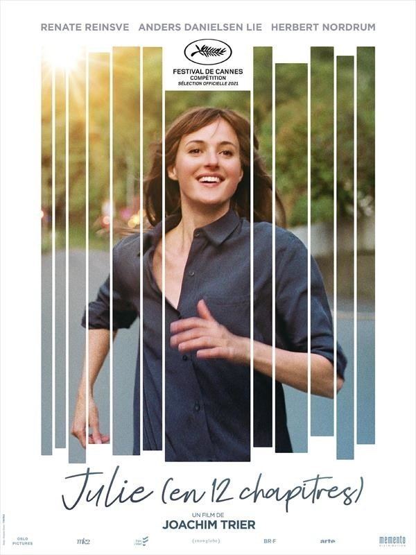 Julie (en 12 chapitres), affiche