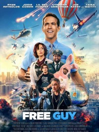 Free Guy, affiche