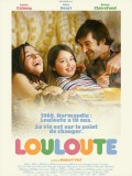 Louloute, affiche