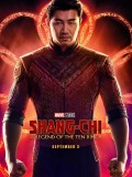Shang-Chi and the Legend of the Ten Rings, affiche