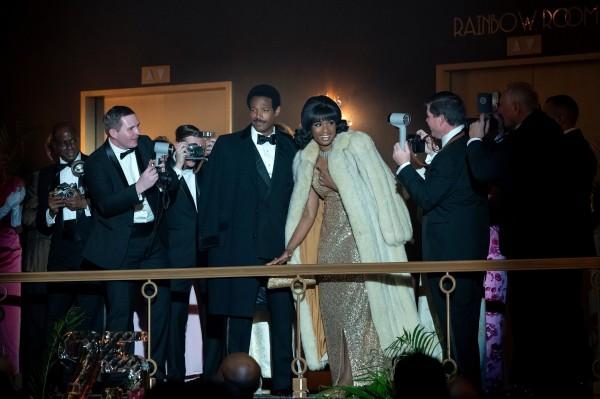 Marlon Wayans (Ted White), Jennifer Hudson (Aretha Franklin)