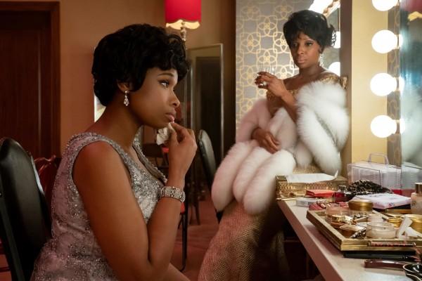 Jennifer Hudson (Aretha Franklin), Mary J Blige (Dinah Washington)