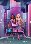 Barbie grandes villes, grands rêves - affiche