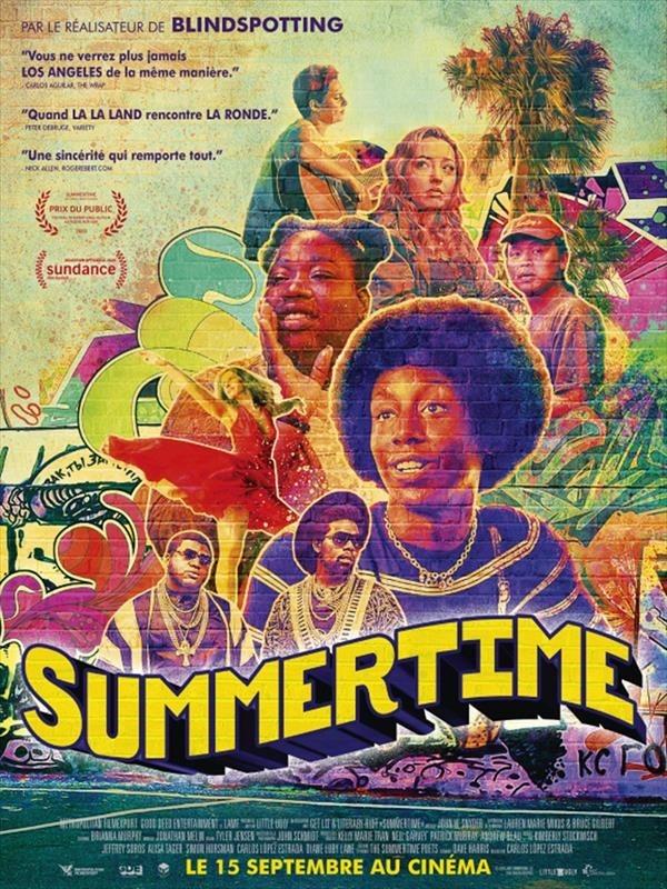Summertime, affiche