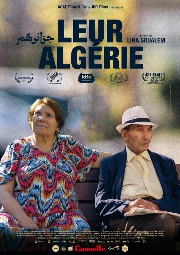 Leur Algérie - affiche
