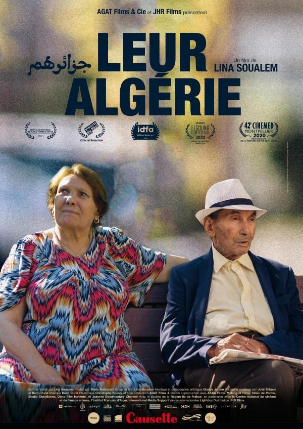Leur Algérie, affiche