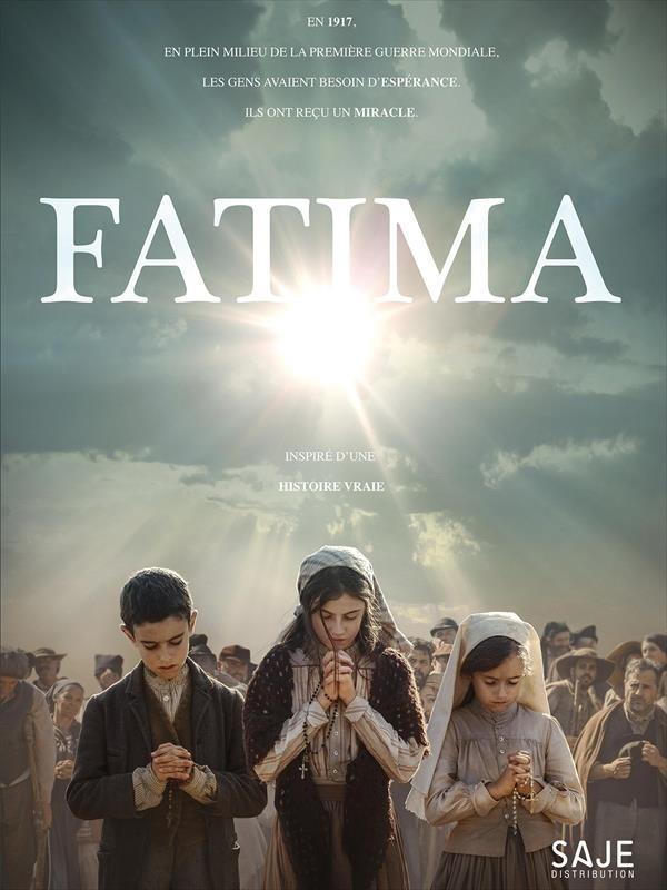 Fatima, affiche