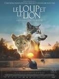 Le loup et le lion, affiche