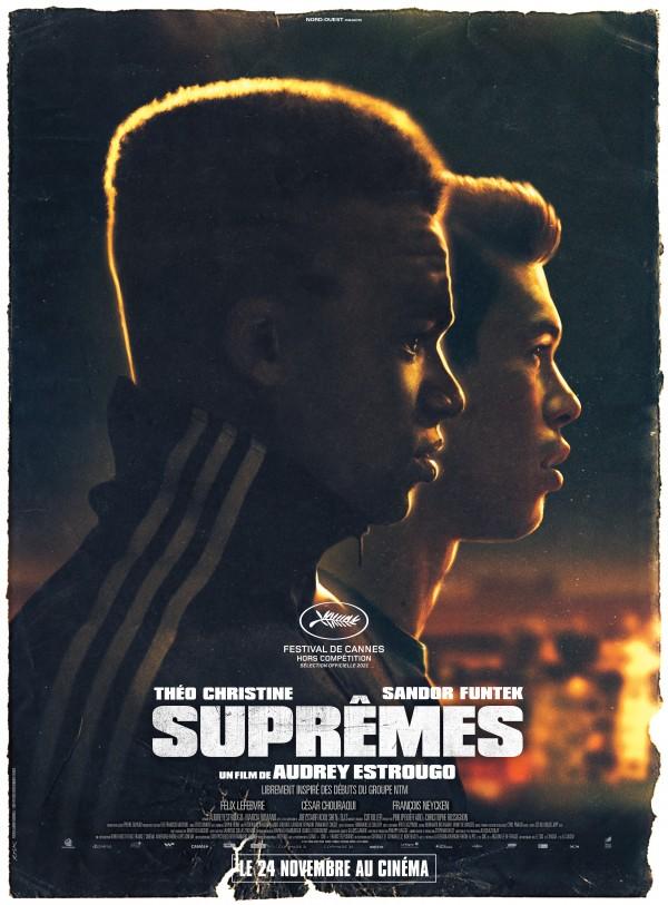 Suprêmes - affiche
