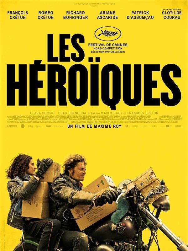 Les Héroïques, affiche