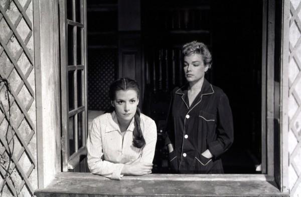 Vera Clouzot, Simone Signoret