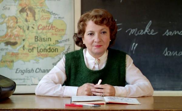 Marthe Villalonga (le professeur d''anglais)