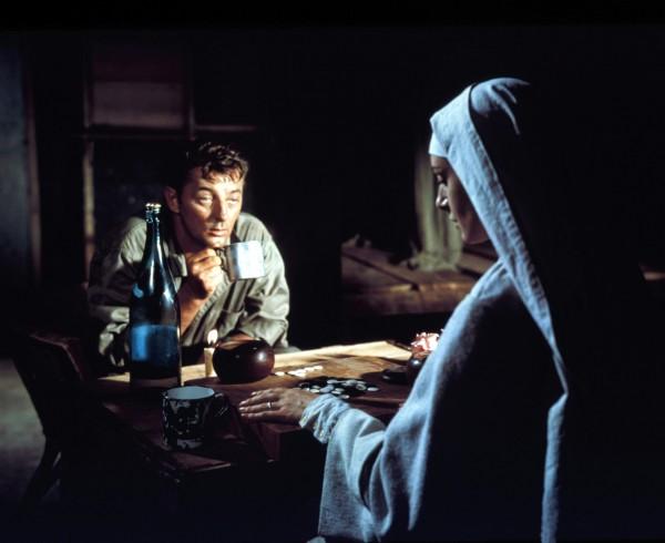 Robert Mitchum, Deborah Kerr