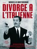 Divorce à l'italienne, Affiche