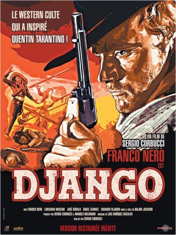 Django : Affiche