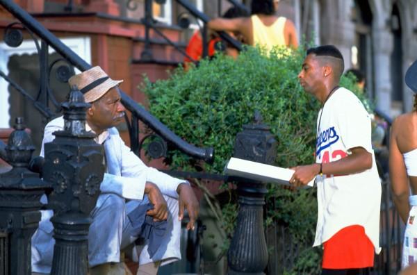 Ossie Davis, Spike Lee
