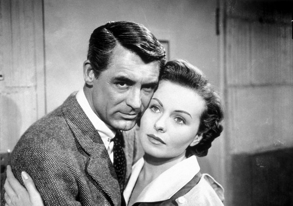 Cary Grant, Jeanne Crain