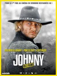 Johnny en 3 films, affiche