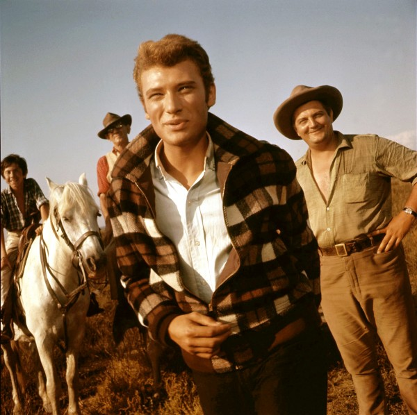 Johnny Hallyday, personnages