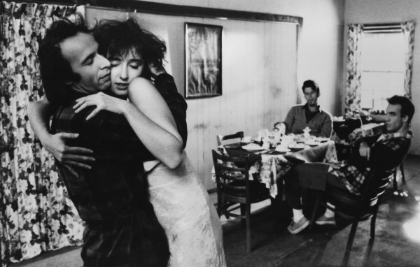 Roberto Benigni (Roberto), Nicoletta Braschi (Nicoletta), Tom Waits (Zack), John Lurie (Jack)