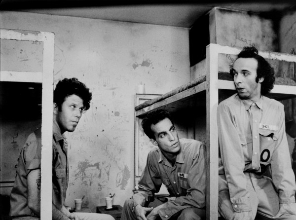 Tom Waits (Zack), John Lurie (Jack), Roberto Benigni (Roberto)
