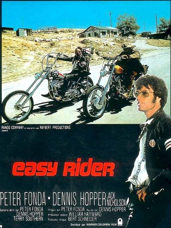 Easy Rider, Affiche