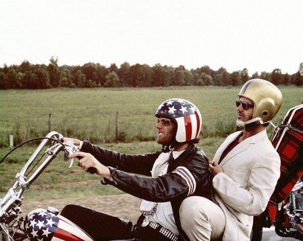 Dennis Hopper, Jack Nicholson