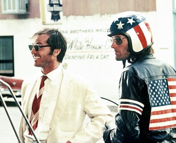 Jack Nicholson, Peter Fonda