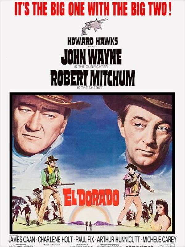 El Dorado : Affiche
