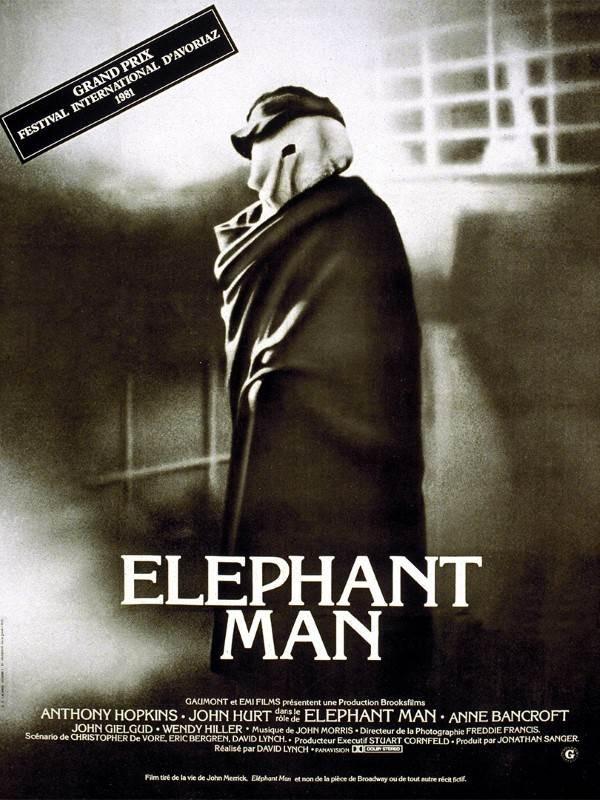Elephant Man, Affiche