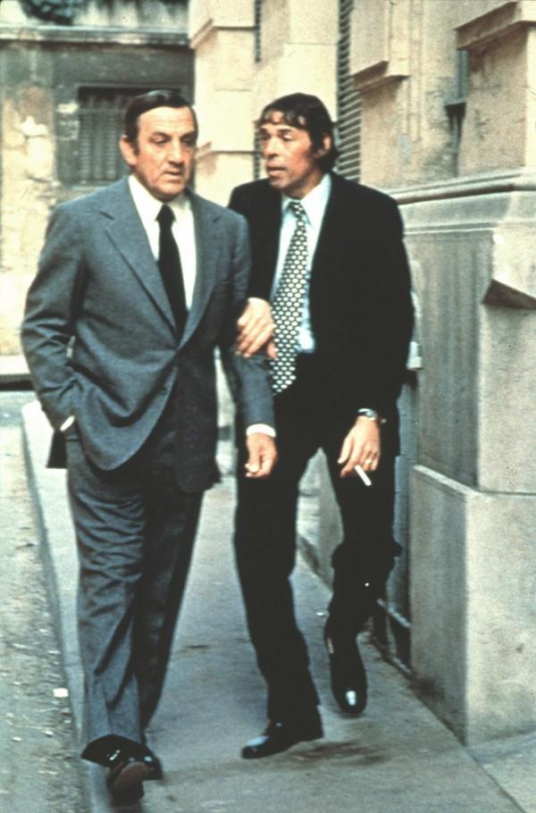 Lino Ventura, Jacques Brel