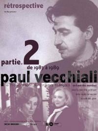 """""""En haut des marches"""" dans le cadre de la Rétrospective Paul Vecchiali, part. 2, Affiche"""