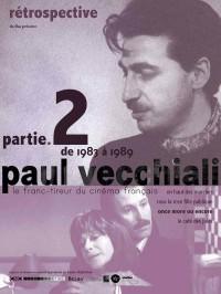 """""""Encore"""" dans le cadre de laRétrospective Paul Vecchiali, part. 2, Affiche"""