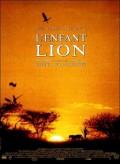 L'Enfant lion : Affiche