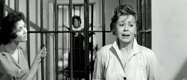 Personnage, Anna Magnani (Eglé), Giulietta Masina (Lina)