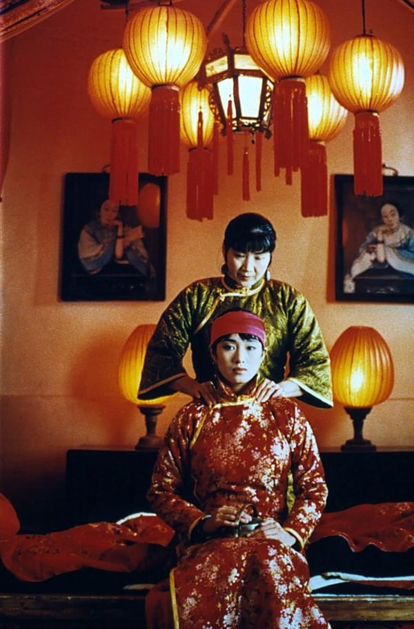 Gong Li et personnage