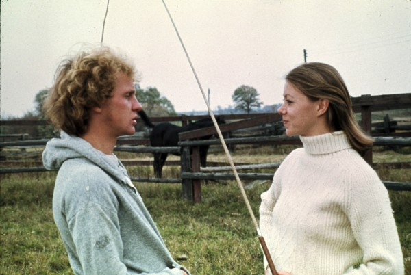 Peter Firth, Jenny Agutter