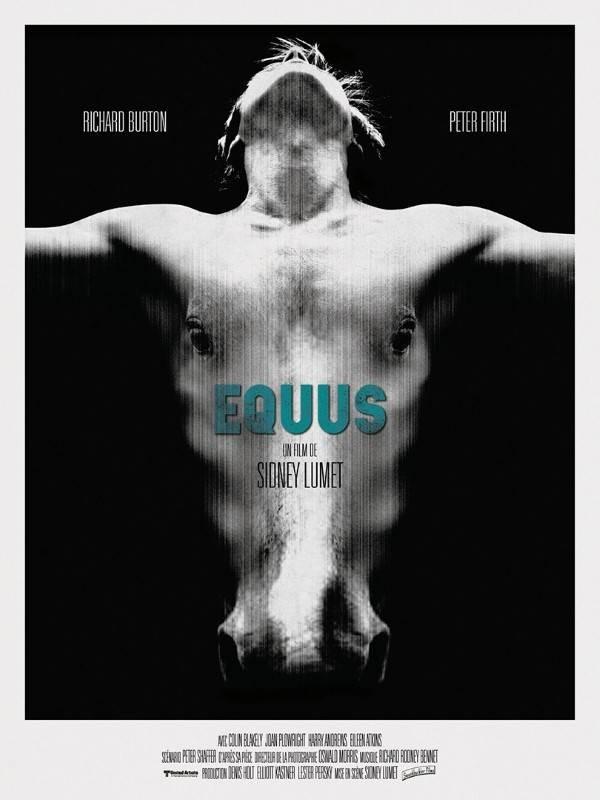 Equus, Affiche version restaurée