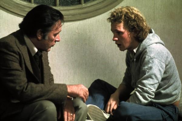 Richard Burton, Peter Firth