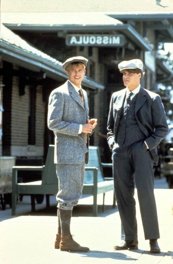 Brad Pitt, Craig Sheffer